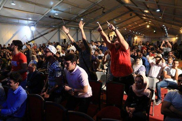 بزرگ ترین مسابقات بازی های ویدیویی در ایران شروع به کار کرد