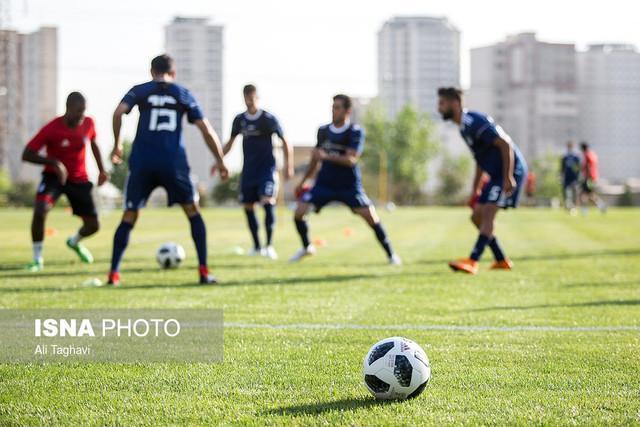 برنامه های تیم ملی تا انتها بازی با ازبکستان اعلام شد