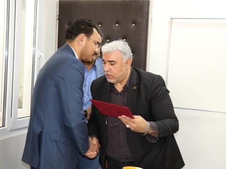 سرپرست جدید معاونت میراث فرهنگی استان قم منصوب شد
