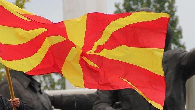 انگلیس از مردم مقدونیه خواست به تغییر نام رای دهند