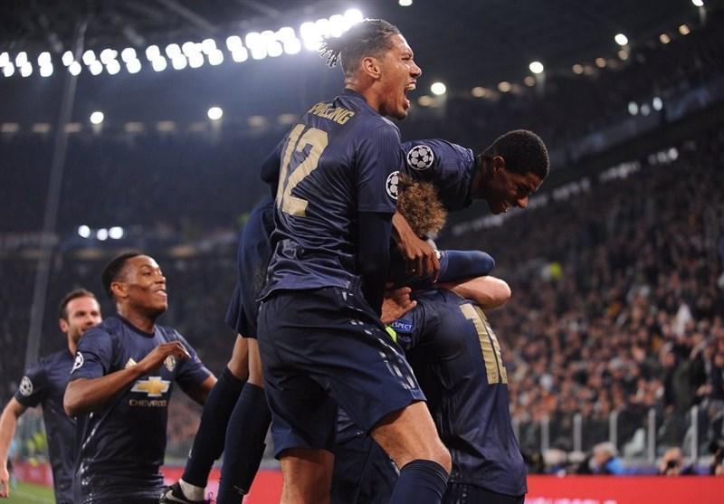فوتبال دنیا، منچستریونایتد با بازگشتی استثنایی گل رونالدو را پرپر کرد، منچسترسیتی در شب برتری رئال مادرید و بایرن به صعود نزدیک شد